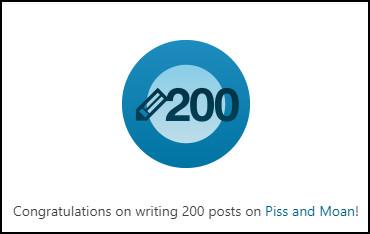 200 posts PM