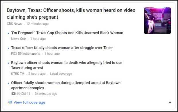 Headline click bait